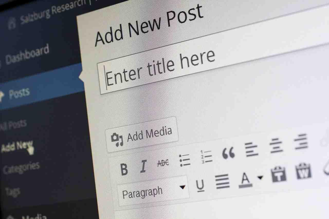 Quelle formation pour devenir éditeur web?