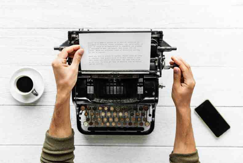 Qu'est-ce qu'un rédacteur?